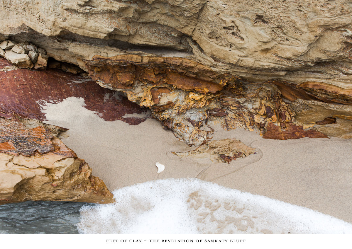 Feet of Clay | Nantucket | Van Lieu Photography | Erosion