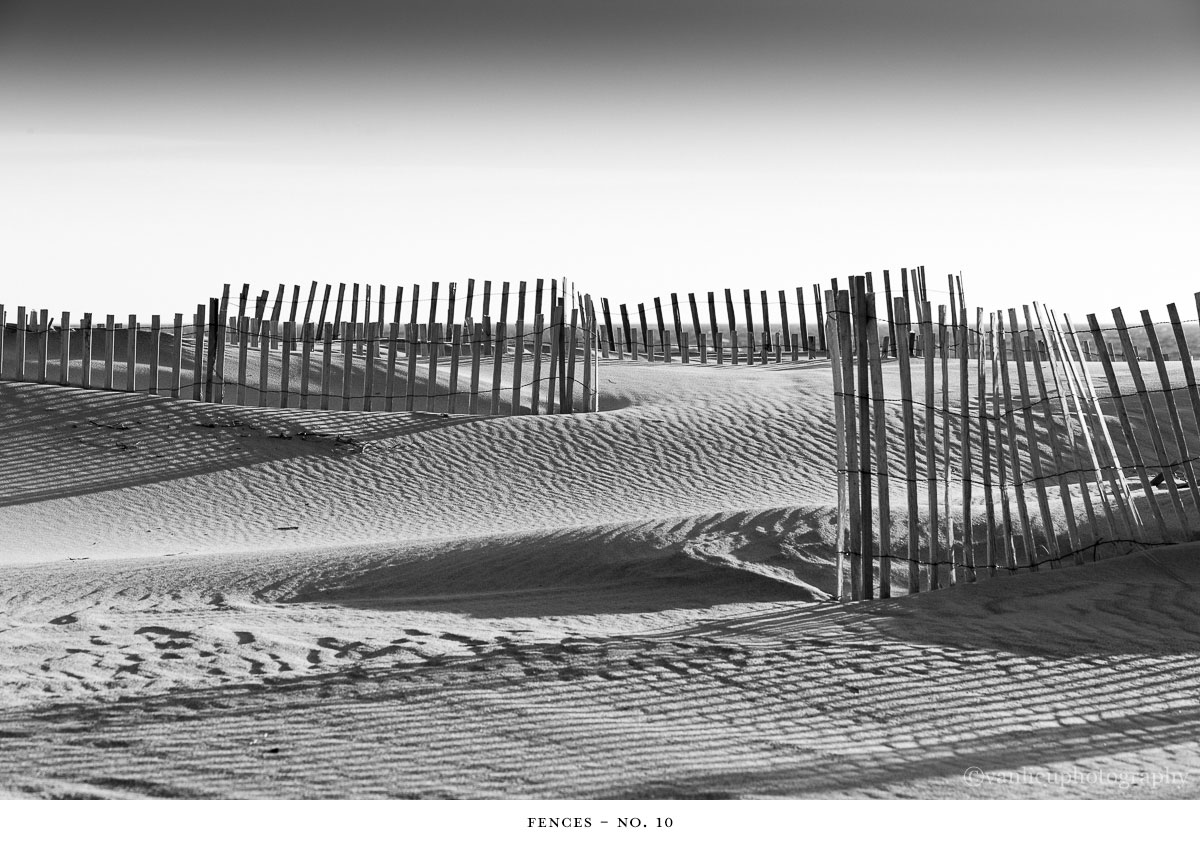 Fences | Nantucket | Beach | Van Lieu Photography 10