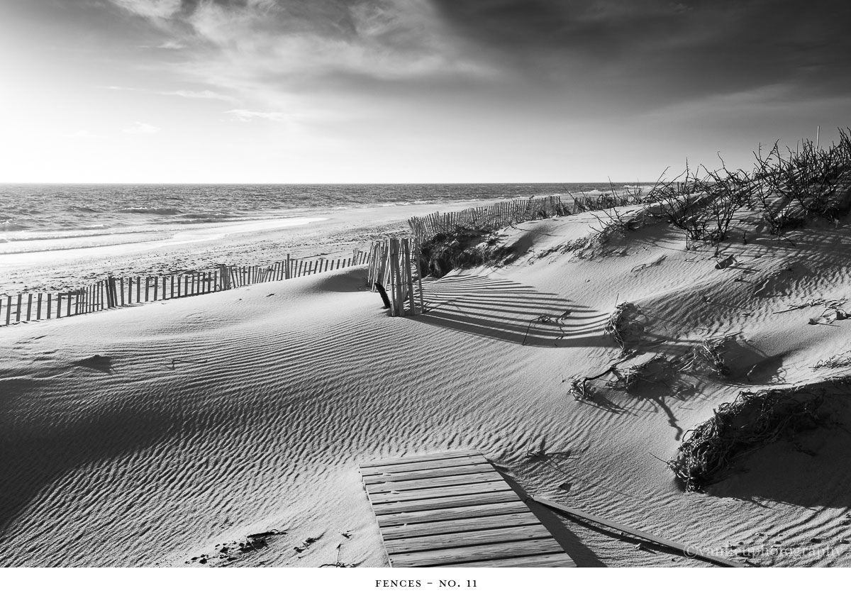 Fences | Nantucket | Beach | Van Lieu Photography 11