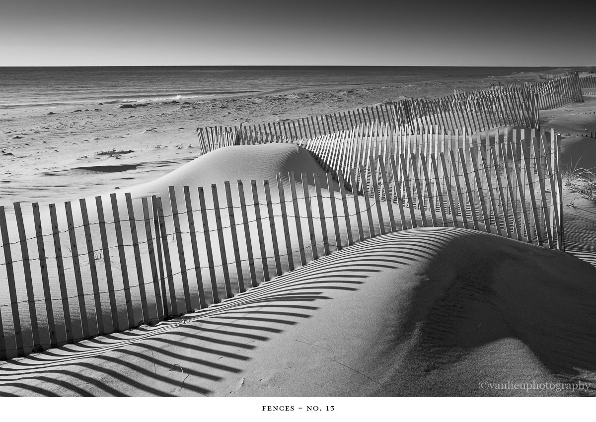 Fences | Nantucket | Beach | Van Lieu Photography 13