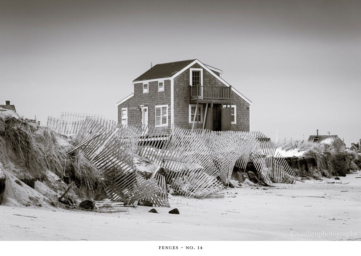 Fences | Nantucket | Beach | Van Lieu Photography 14