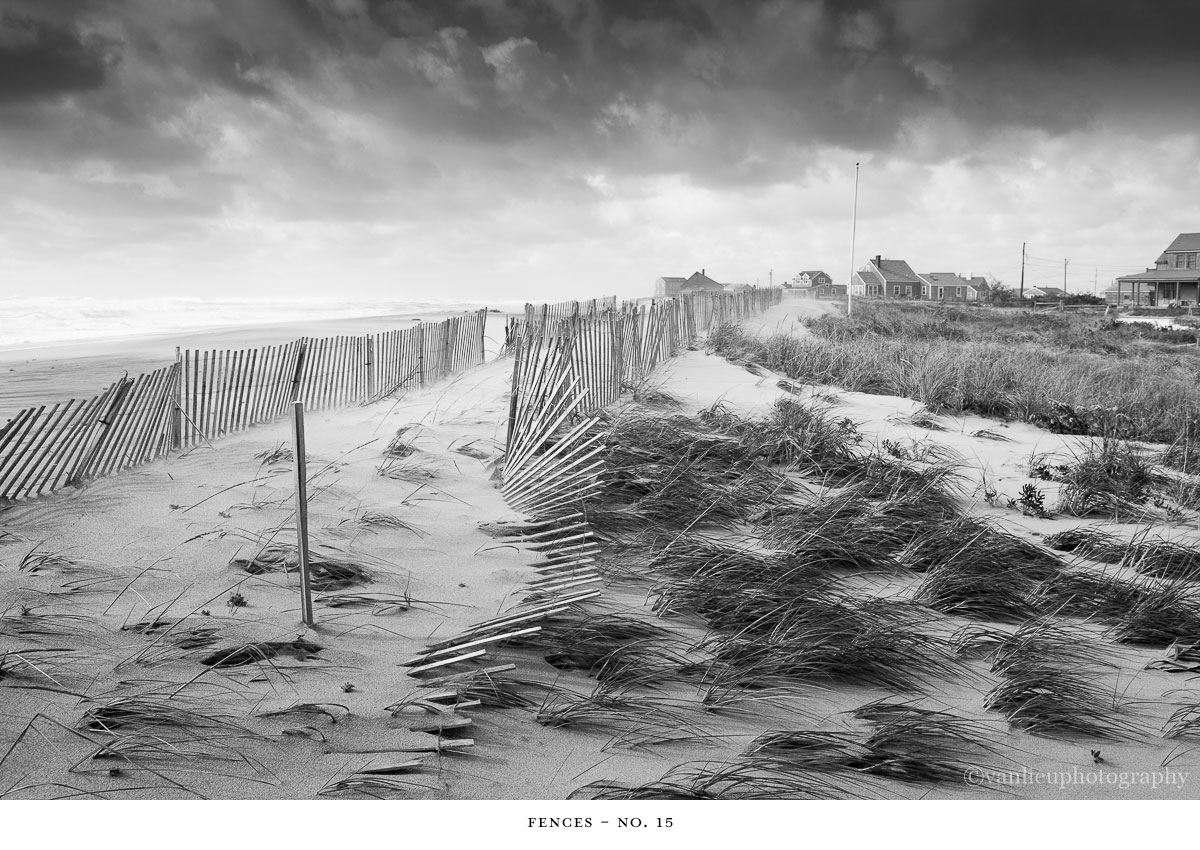 Fences | Nantucket | Beach | Van Lieu Photography 15