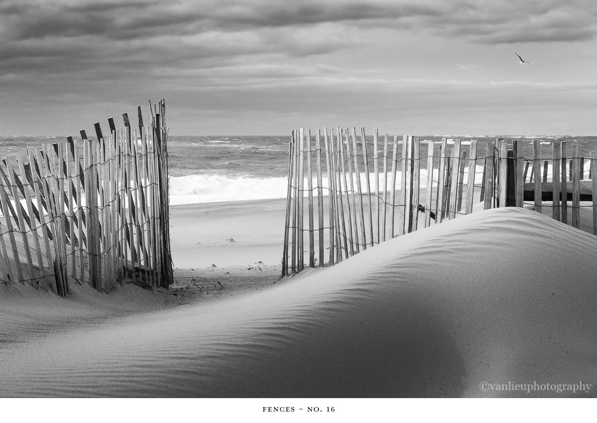 Fences | Nantucket | Beach | Van Lieu Photography 16