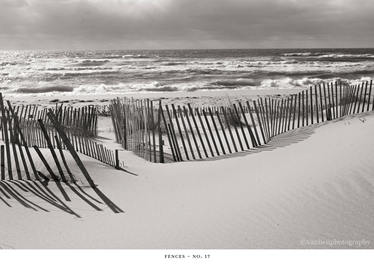 Fences | Nantucket | Beach | Van Lieu Photography 17