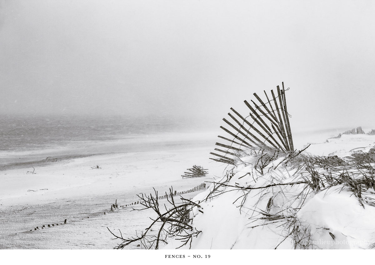 Fences | Nantucket | Beach | Van Lieu Photography 19