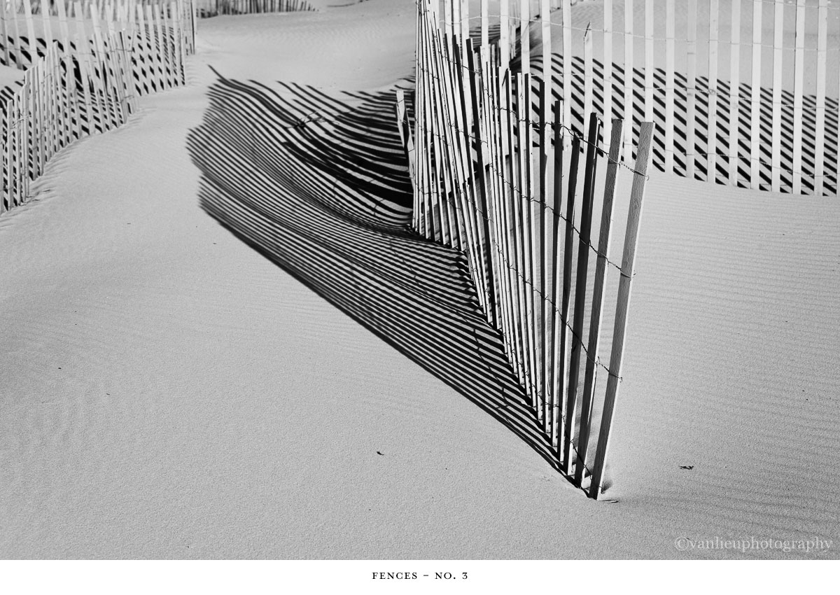 Fences | Nantucket | Beach | Van Lieu Photography 3