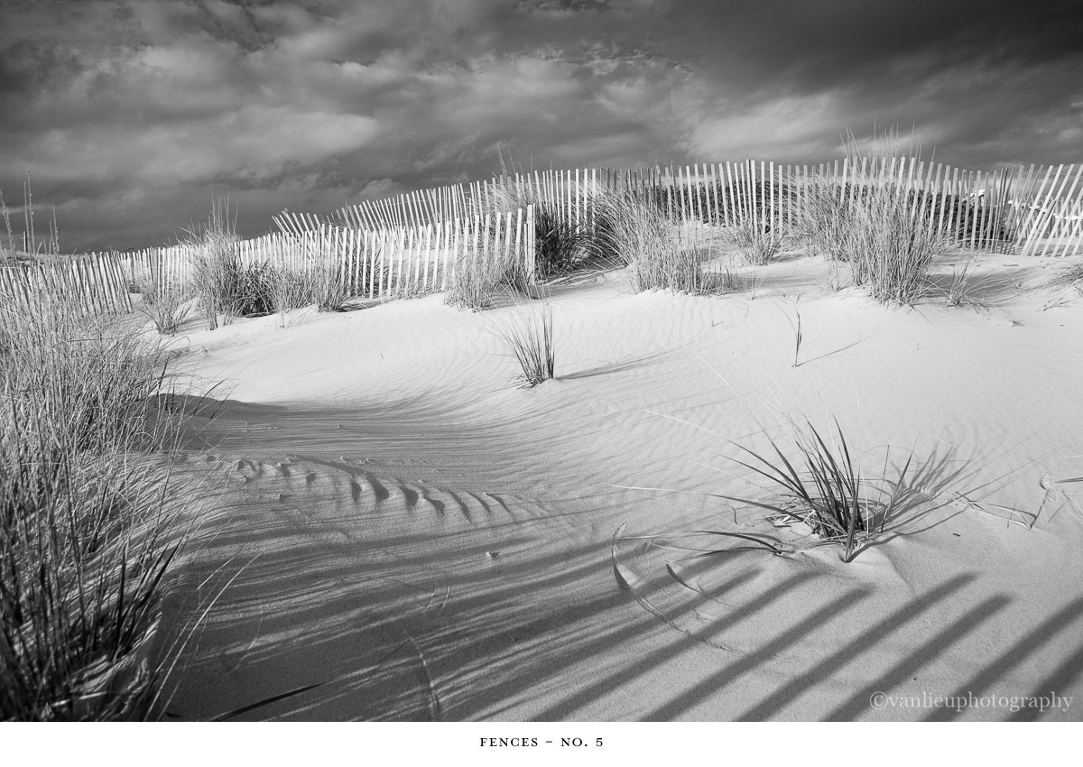 Fences | Nantucket | Beach | Van Lieu Photography 5