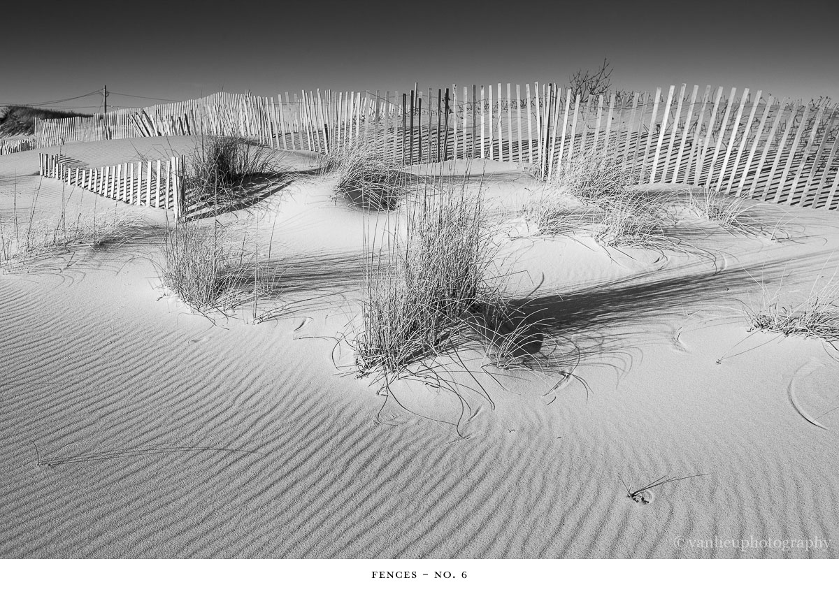 Fences | Nantucket | Beach | Van Lieu Photography 6
