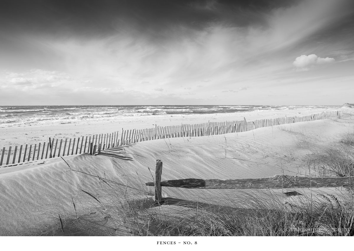 Fences | Nantucket | Beach | Van Lieu Photography 8