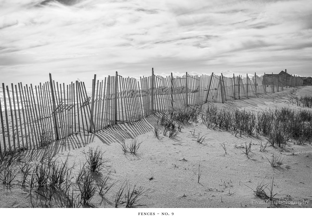 Fences | Nantucket | Beach | Van Lieu Photography 9