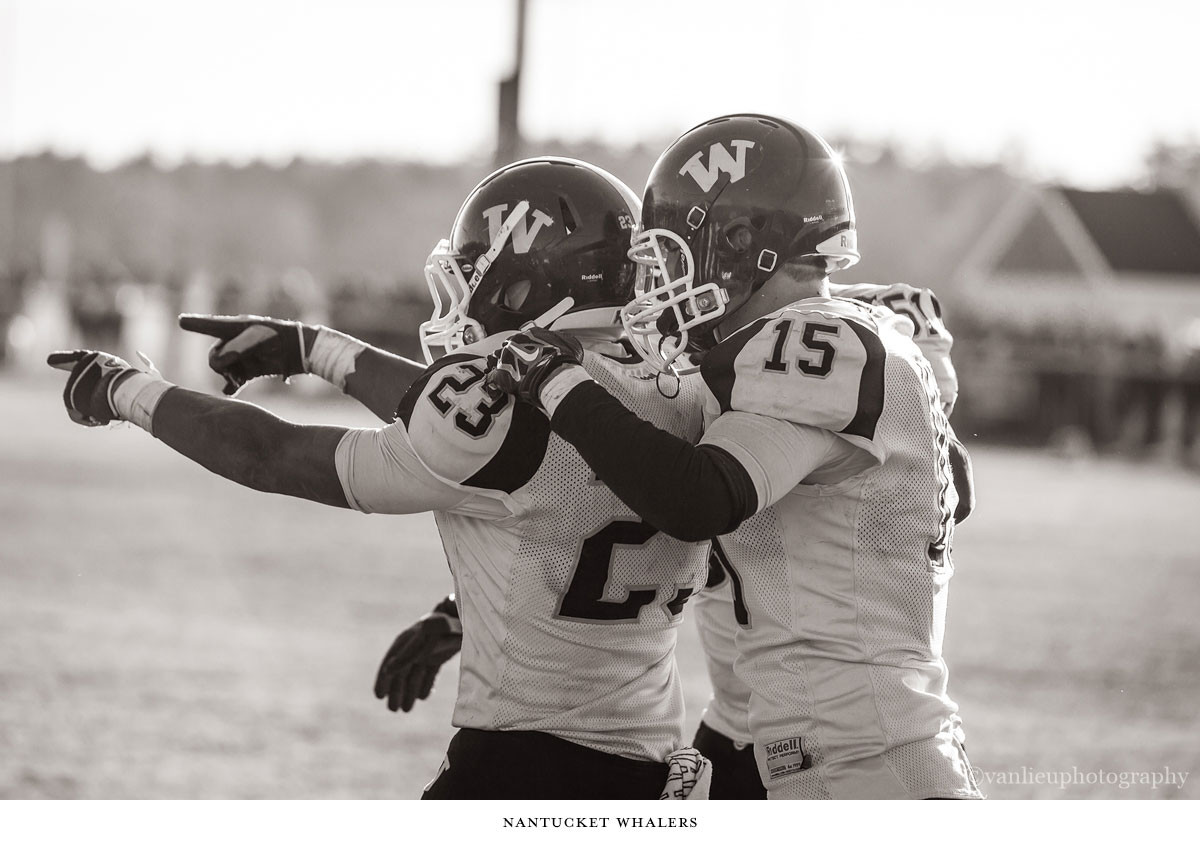 Football | Nantucket Whalers| Van Lieu 17