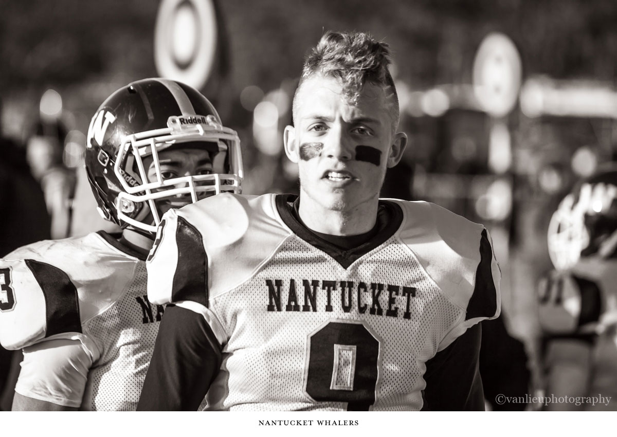 Football | Nantucket Whalers| Van Lieu 18