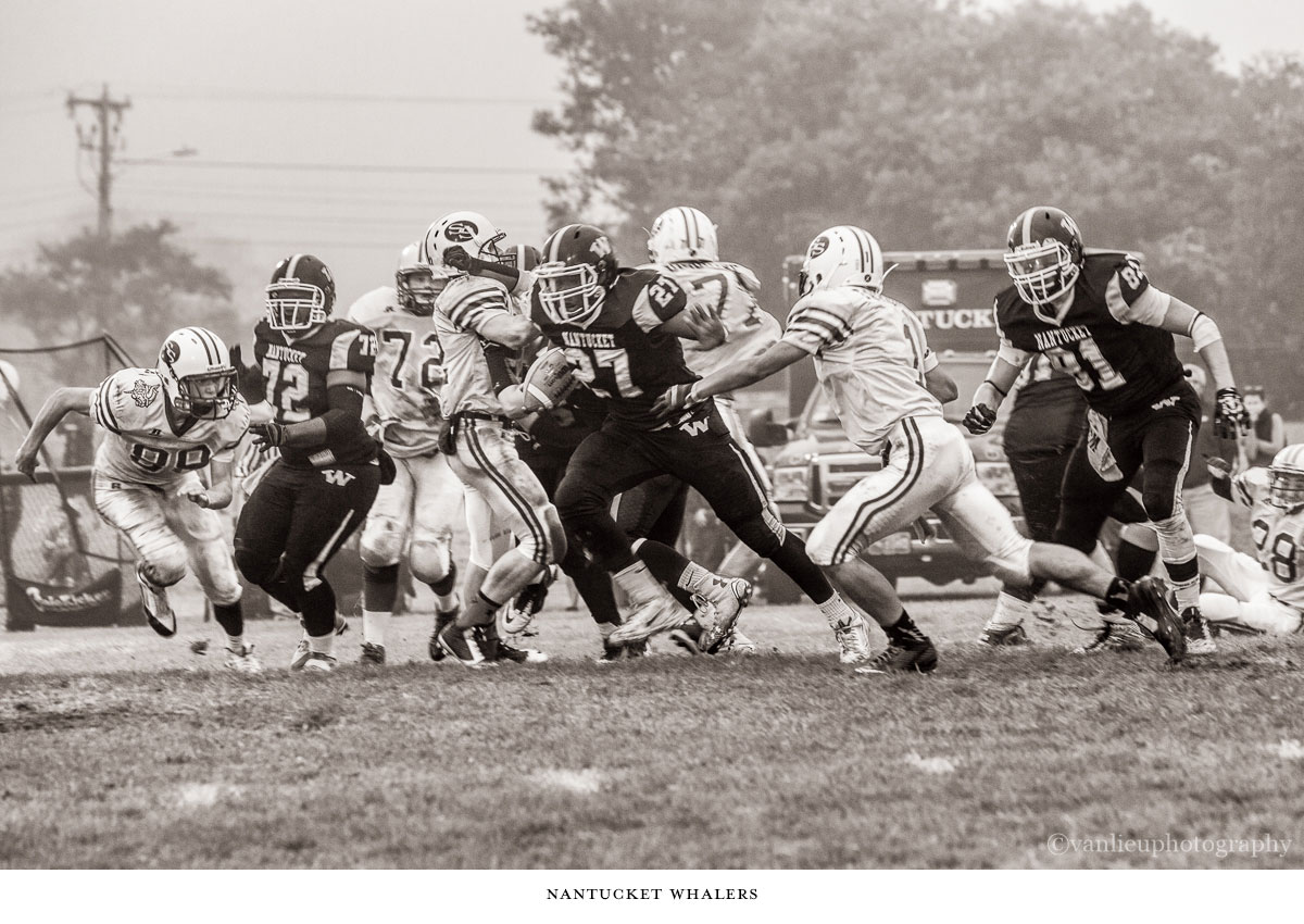 Football | Nantucket Whalers| Van Lieu 4