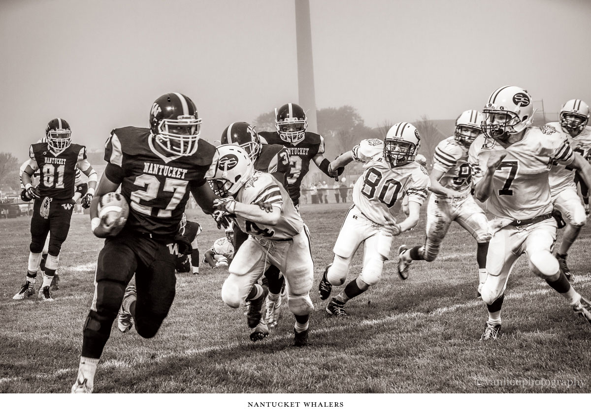 Football | Nantucket Whalers| Van Lieu 5