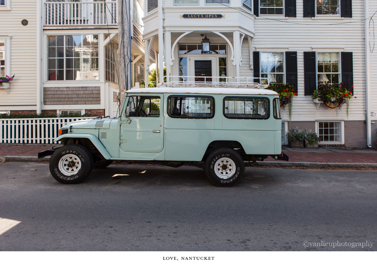 Love, Nantucket  | Town | Van Lieu Photography 11