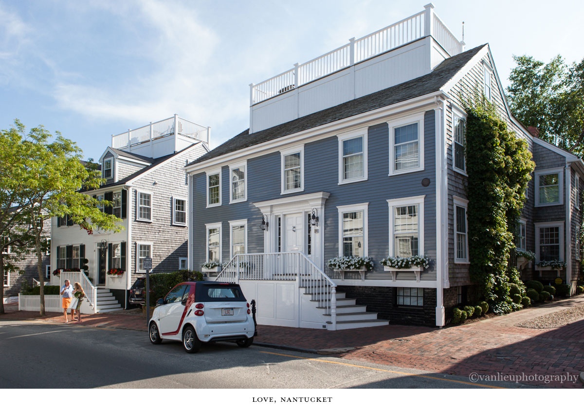 Love, Nantucket  | Town | Van Lieu Photography 5