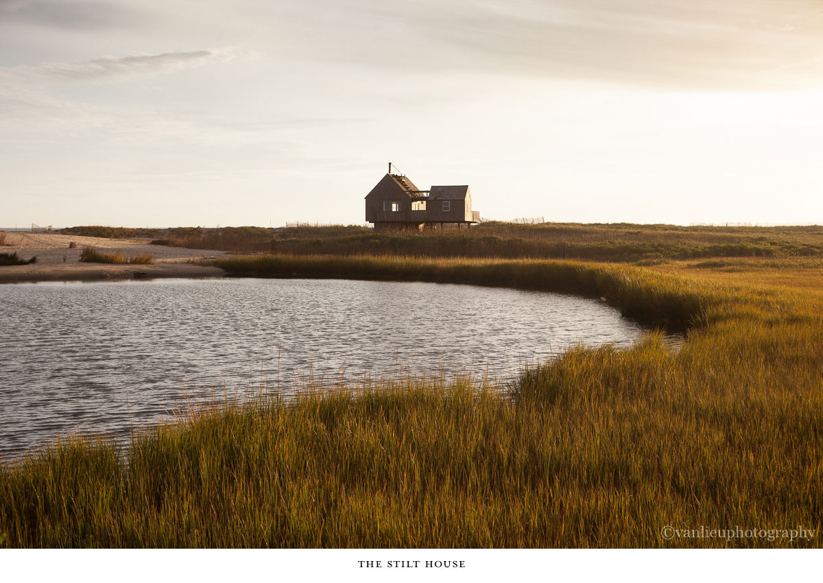 Nantucket Photography | Stilt House