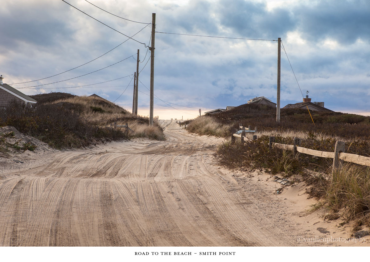Paths Taken | Nantucket | Beach | Van Lieu Photography 13
