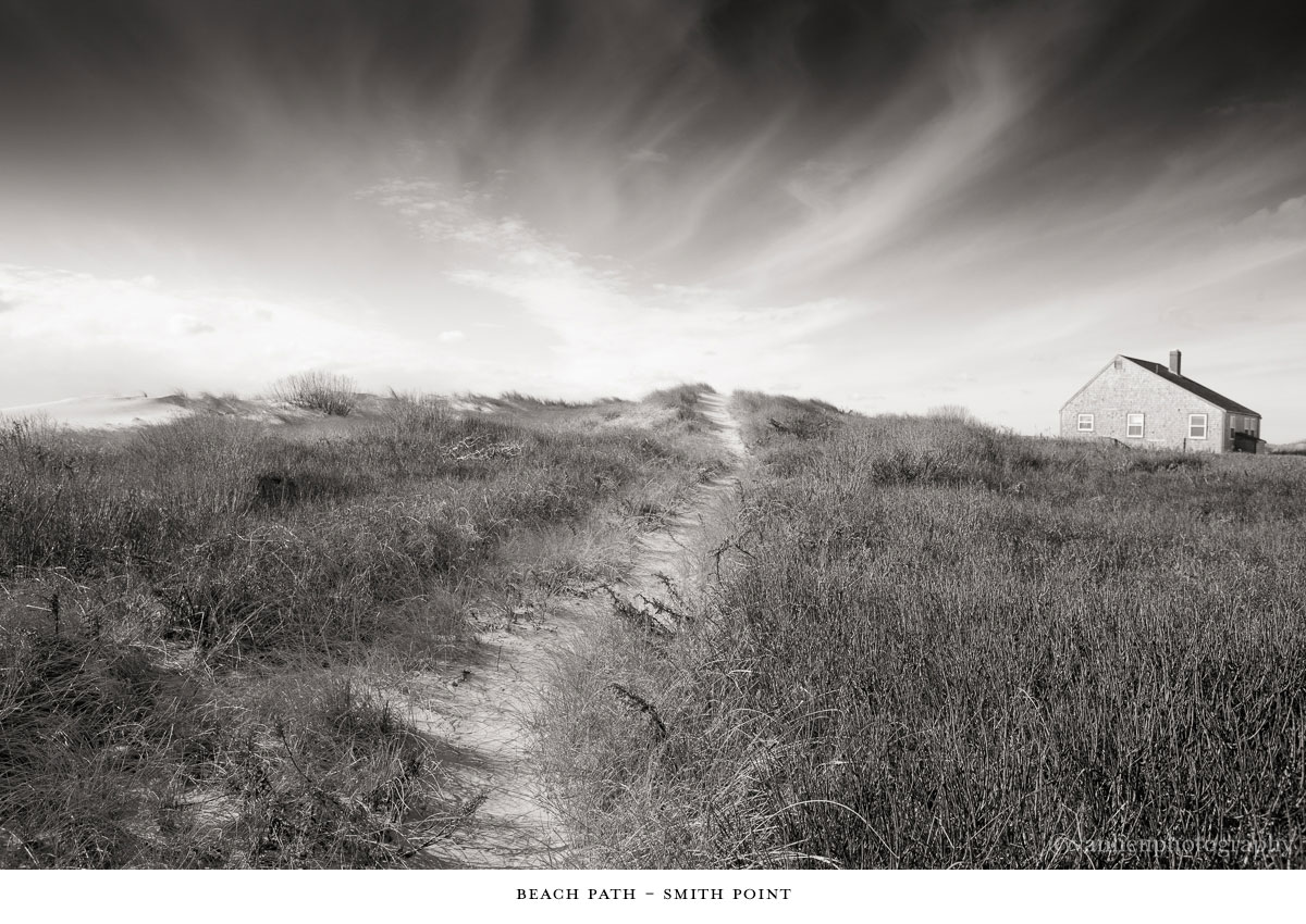 Paths Taken | Nantucket | Beach | Van Lieu Photography 16