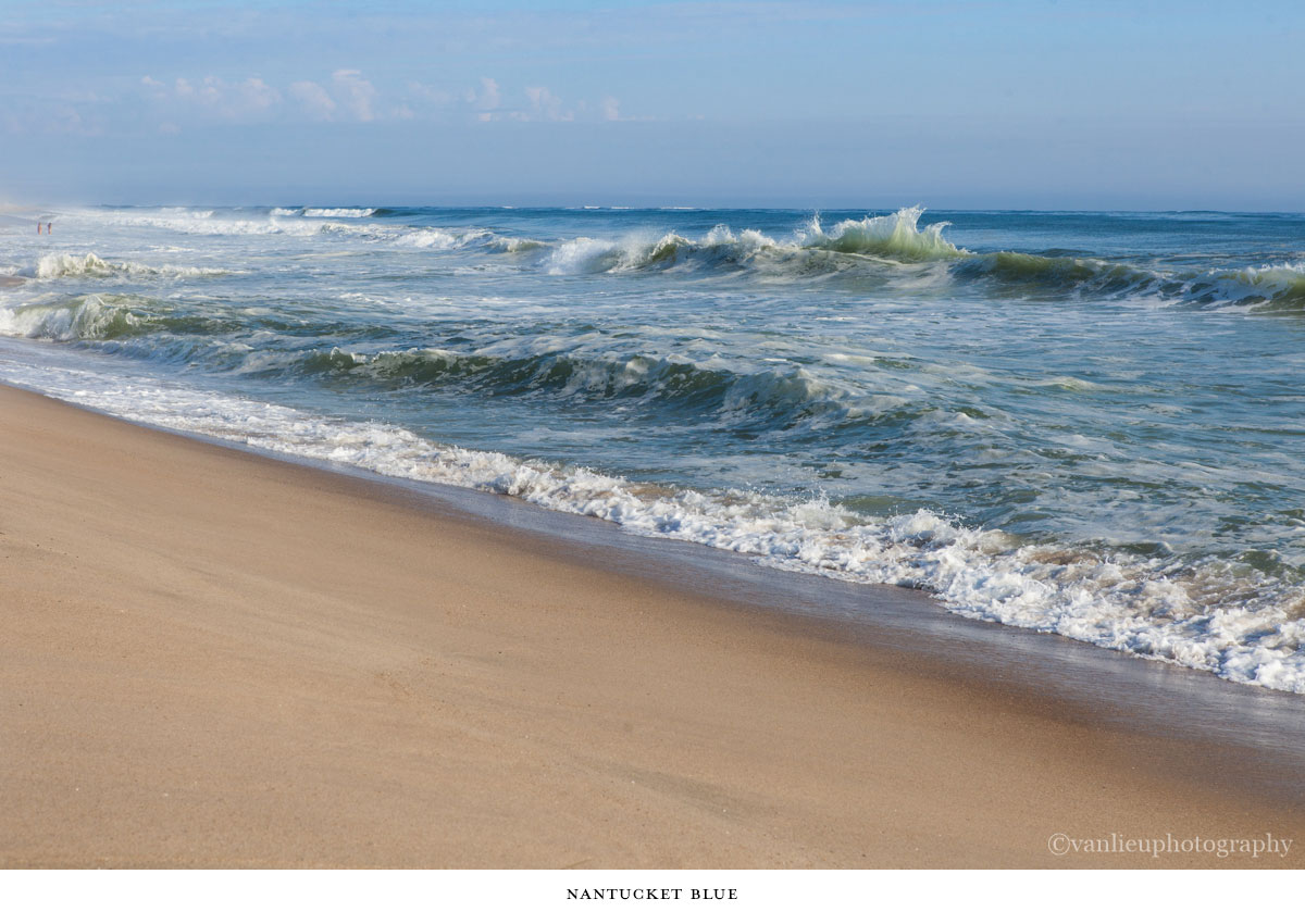 Seascapes | Nantucket | Van Lieu Photography 1