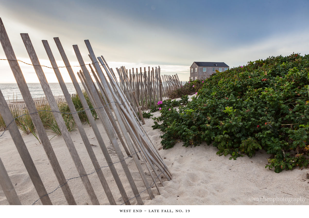 West End| Nantucket | Madaket | Van Lieu Photography 19