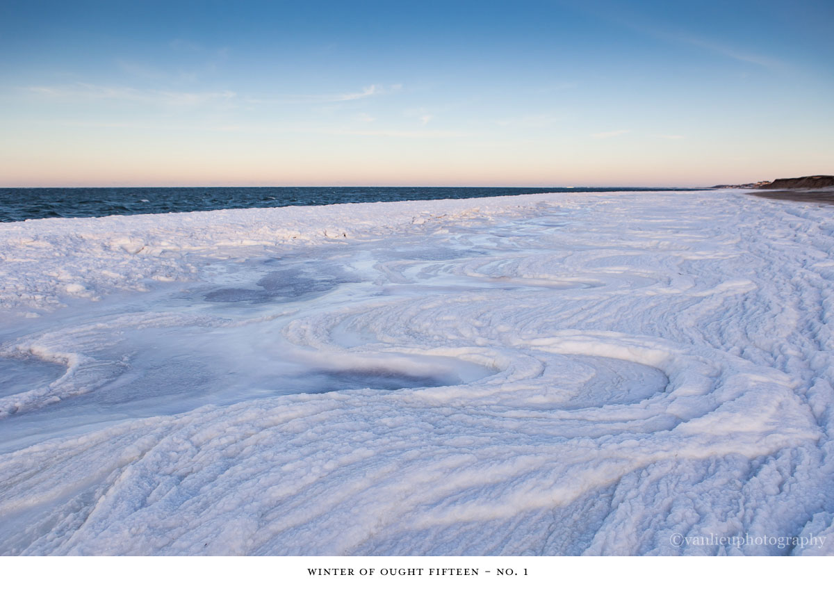 Winter Ought Fifteen | Nantucket | Beach | Van Lieu Photography 1