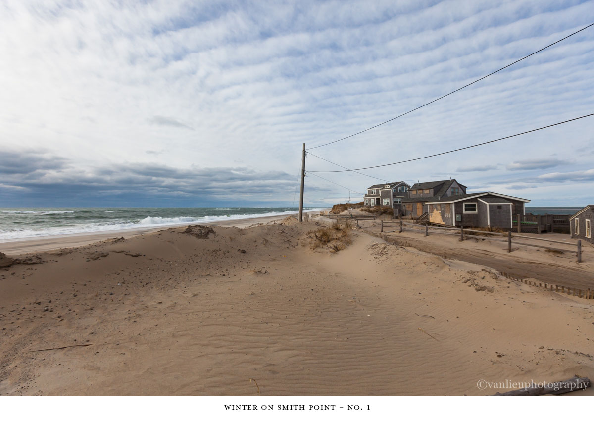 Winter Smith Point| Nantucket | Beach | Van Lieu Photography 1