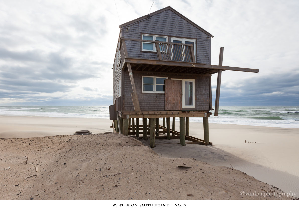 Winter Smith Point| Nantucket | Beach | Van Lieu Photography 2